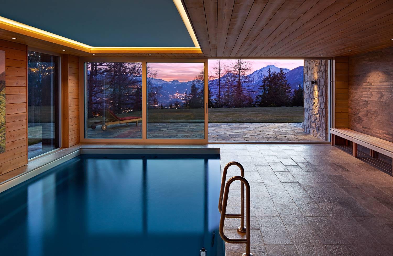 Chalet - Pool