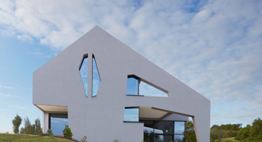 Architectural Photography of modern houses